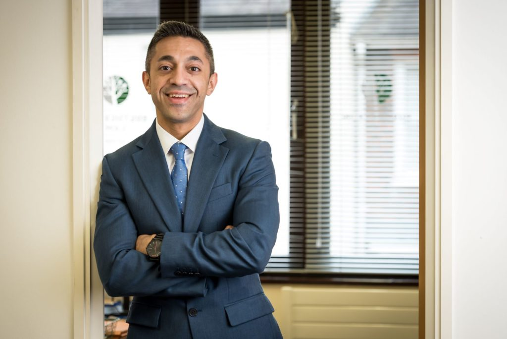 Osman Dervish, Commercial Property Solicitor